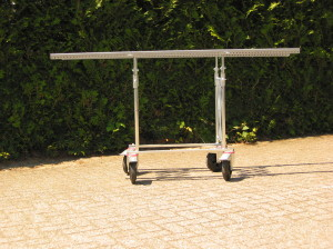 Sondermodell mit 2m Auflage