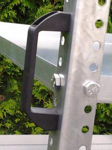 Detailfoto Etagenwagen superstarke Verbindungen