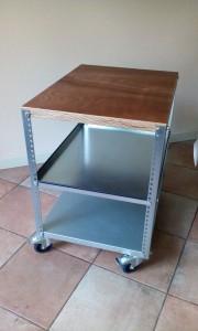 tafelwagen met multiplex 40mm.2