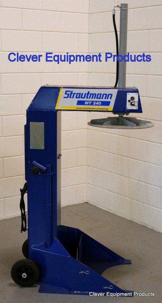 Strautmann Mülltonnen Presse Gebraucht Und Generalüberholt Clever Equipment Products